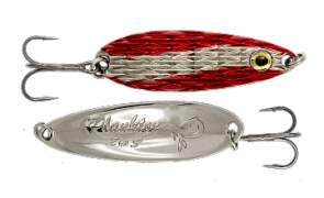 Luremax Plankton 75 mm 26 гр цв.35, White eye