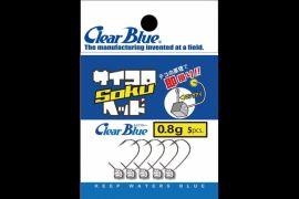 Clear Blue Dice Head Soku 1.5g